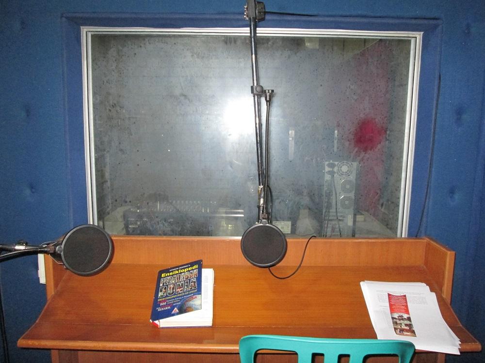 Ruang rekaman