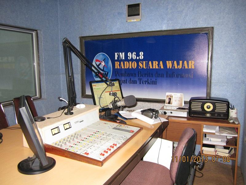 Studio Radio Suara Wajar