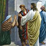 Renungan Injil Markus 7: 24-30
