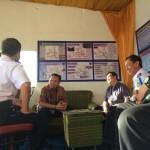 Gubernur Lampung Pantau Terminal Induk Rajabasa