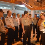 Kapolda Lampung Lakukan Inspeksi Keamanan Malam Takbiran