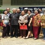 Gita Kencana Cecilia unjuk kebolehan di Radio Suara Wajar