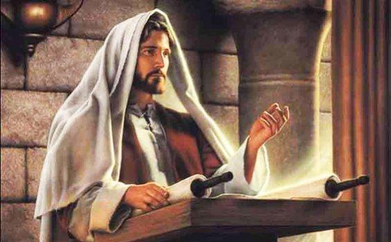 Yesus-membaca-Kitab-Suci