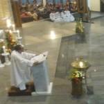 Misa Ekaristi Perayaan Pesta Nama 66 Tahun Gereja Ratu Damai Telukbetung