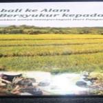 Peringati Hari Pangan Sedunia, Komisi PSE KWI Produksi Film Kembali Ke Alam