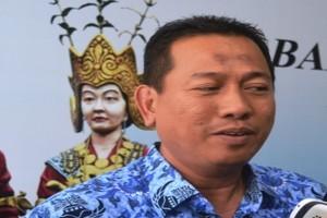 Kepala BPS Lampung Adhi Wiriana.