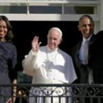 Tolak Undangan Makan Siang Kongres, Paus Fransiskus Memilih Bersama Tunawisma