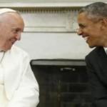 Bahas Perubahan Iklim, Paus Fransiskus Temui Obama