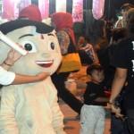 """Stand KPID dan PRSSNI Lampung Sukses """"Sihir"""" Pengunjung Lampung Fair 2015"""