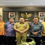 Gubernur Lampung Akan Tindak Tegas Oknum Penyeleweng Pajak