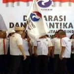 HT Hadiri Deklarasi Perindo di Lampung