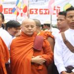 Buddha Myanmar Merayakan 'kemenangan' Atas UU Ras dan Agama