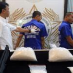 Polda Ungkap Jaringan Narkoba Asal Aceh