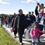 Paus Fransiskus Minta Paroki Italia Terima Pengungsi Suriah