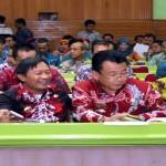 Pemprov Lampung Lakukan Rakor APBD 2016