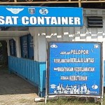 Samsat UPC Container Golden Dragon Bandar Lampung Alami Gangguan Server