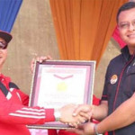 Festival Sangrai Kopi 1.000 Tungku di Lampung Barat Pecahkan Rekor Muri