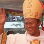 Mgr. Yuwono Umumkan Vikjen dan Sekretaris Keuskupan Tanjungkarang