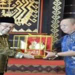 Ketua BPK RI Kunjungi Lampung