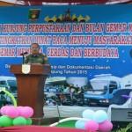 Pemprov Lampung Peringati Hari Kunjung Perpustakaan