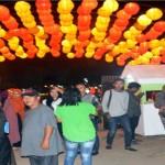 Pengunjung Lampung Fair 2015 Keluhkan Mahalnya Tarif Parkir