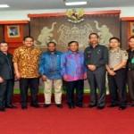 Kunjungan Kerja Komite II DPD RI ke Provinsi Lampung