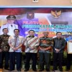 Gubernur Buka Pelatihan Kapasitas Aparatur Pemerintah Desa Tahun 2015