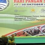 Peringatan HPS ke-35 2015, Jusuf Kalla Ajak Seluruh Kepala Daerah Prioritaskan Pembangunan Pertanian di Pedesaan