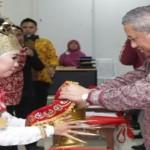 Mantan Mentri Pendidikan Muhammad Nuh Hadiri Dies Natalis Ke-1 ITERA