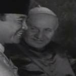 Soekarno dan Tiga Medali Tertinggi Vatikan