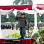 Wagub Lampung Pimpin Upacara Hari Sumpah Pemuda Ke 87