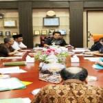 Gubernur Lampung Menerima Audiensi Dewan Pendidikan Lampung