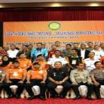 Basarnas mempersiapkan kesiapsiagaan seluruh stake holder bidang SAR di Lampung