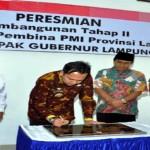 Provinsi Lampung siap menjadi Lumbung Darah Nasional