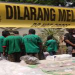 PNS Badan Narkotika Lampung Ditangkap Edarkan Sabu