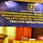 Pemprov Lampung Tetapkan ruas-ruas Jalan Strategis Provinsi (JSJ), JKP-2 dan JKP-3