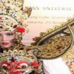 Tapis Lampung ke Miss Universe