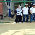 Gubernur Inginkan Olahraga Softball di Bumi Lampung Maju