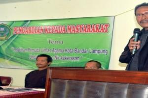 Pelatihan Pemuda Lintas Agama Kota Bandar Lampung Untuk Gerakan Nir-kekerasan 2