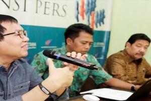 Peneliti Setara Institute Aminudin Syarif,
