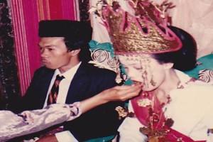 Pengantin Suku Lampung