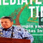 Sekdaprov Lampung Buka Latihan Kader II HMI HMI Cabang Bandar Lampung