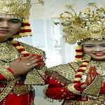 Pakaian Adat Sumatra Selatan