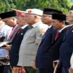 Gubernur Anugrahi Penghargaan Pada 16 Tokoh Lampung di Hari Pahlawan 10 November 2015