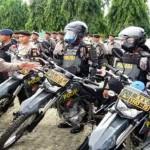 1.469 Personel dikerahkan Polda Lampung Untuk Amankan Pilkada Serentak