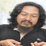 Workshop Festival Musik Nusantara Yogyakarta Menghadirkan Seniman Cetik Asal Lampung