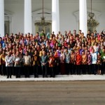 Ini Alasan Presiden Jokowi Menyerahkan Penghargaan APN 2015 di Istana Negara, Jakarta