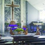 Misa Natal di Gereja Katedral Kristus Raja