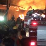 Kebakaran di Kompleks Susteran Claris Biara Tabita