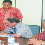 Estafet Kepemimpinan Ketua Komisi KOMSOS KWI